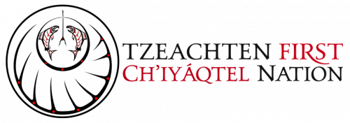 Everclean Facility Services janitorial cleaning client Tzeachten First Nation logo
